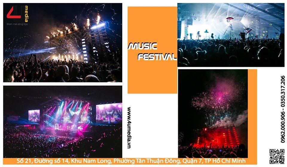 4u media lễ hội âm nhạc