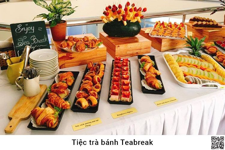 4u media tiec tra banh teabreak